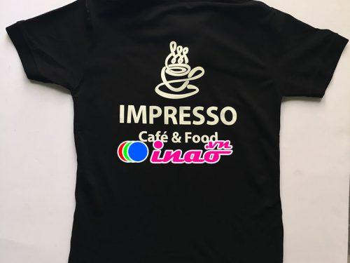 In áo thun đồng phục Impresso