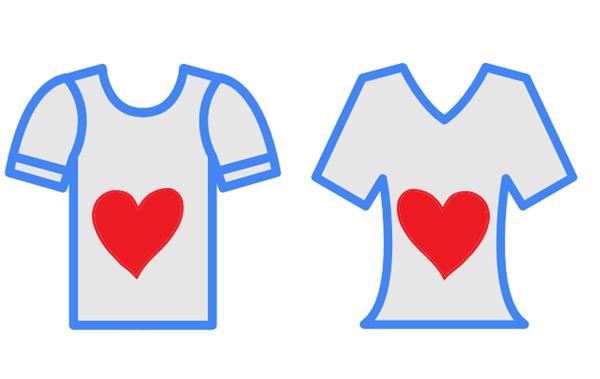 Xu hướng in áo thường gặp hiện nay